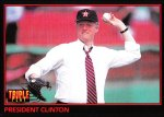 Bill Clinton, Astrodome, no years.